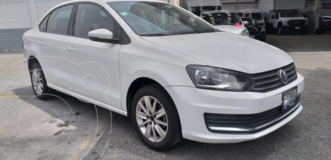 Volkswagen Vento Comfortline usado (2018) color Blanco precio $170,000