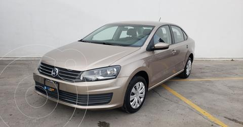 Volkswagen Vento Startline Aut usado (2020) color Beige precio $179,900