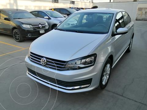 Volkswagen Vento Comfortline Aut usado (2019) color Plata precio $198,000
