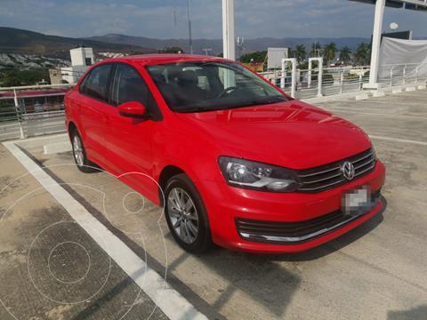 Volkswagen Vento Comfortline usado (2017) color Rojo precio $169,000