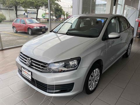 Volkswagen Vento Startline usado (2019) color Plata precio $195,000