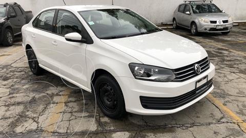Volkswagen Vento Startline Aut usado (2020) color Blanco precio $209,000