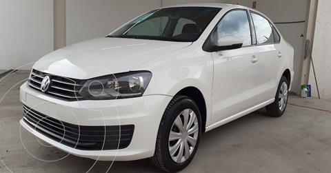 Volkswagen Vento Startline Aut usado (2020) color Blanco precio $182,900