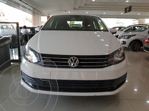 Volkswagen Vento Startline usado (2017) color Blanco precio $139,000