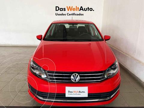 Volkswagen Vento Comfortline usado (2020) color Rojo precio $229,247