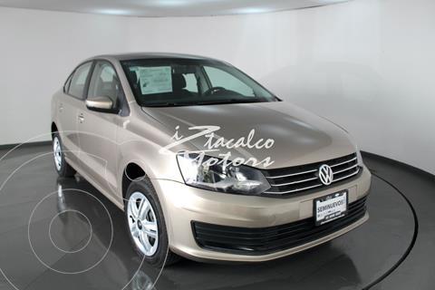 Volkswagen Vento Startline Aut usado (2020) color Beige precio $214,000