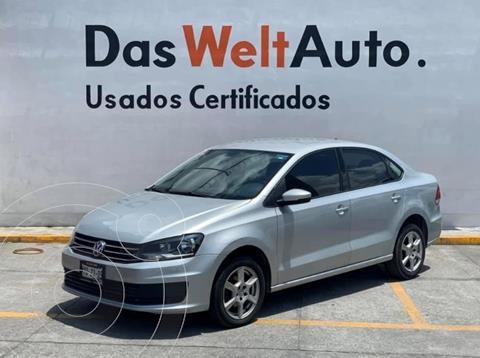 Volkswagen Vento Startline usado (2016) color Plata Reflex precio $155,000