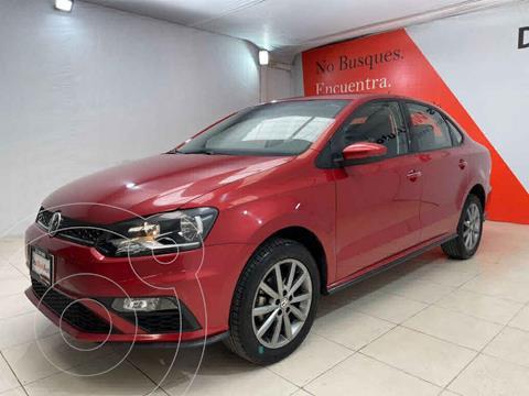 Volkswagen Vento Comfortline Plus Aut usado (2020) color Rojo precio $269,000
