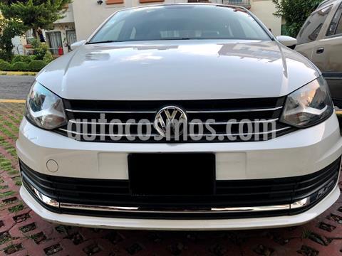 Volkswagen Vento Comfortline usado (2017) color Blanco Candy precio $152,000