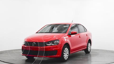 Volkswagen Vento Startline usado (2019) color Rojo precio $200,000