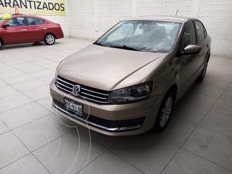 Volkswagen Vento COMFORTLINE T/M usado (2017) color Beige precio $179,000