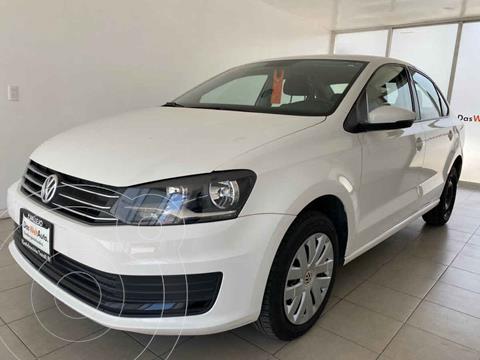 Volkswagen Vento Startline Aut usado (2019) color Blanco precio $187,000