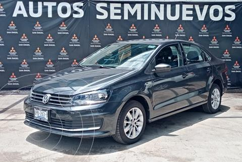 Volkswagen Vento Comfortline usado (2020) color Gris Carbono precio $260,000