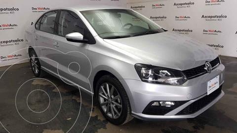 Volkswagen Vento Comfortline Aut usado (2020) color Plata precio $279,990