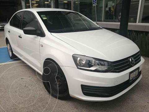 Volkswagen Vento 1.6L usado (2017) color Blanco precio $138,000