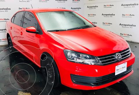 Volkswagen Vento Startline usado (2020) color Rojo precio $234,990