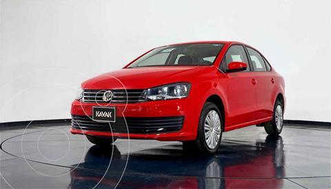 Volkswagen Vento Startline usado (2019) color Rojo precio $192,999