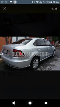 Volkswagen Vento Startline usado (2019) color Plata Reflex precio $155,000