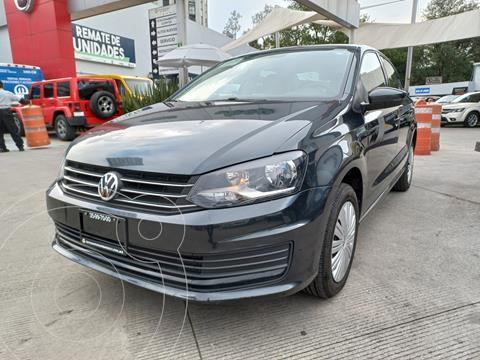 Volkswagen Vento Startline Aut usado (2020) color Gris Carbono precio $248,000