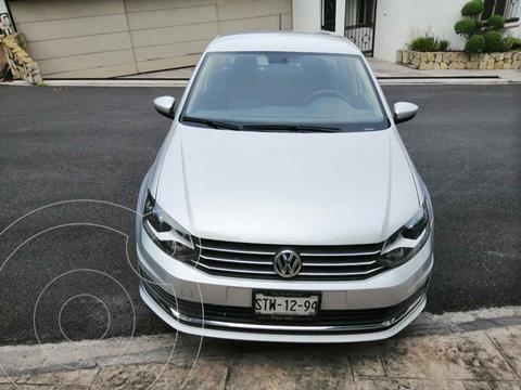 Volkswagen Vento Comfortline usado (2017) color Plata precio $165,000