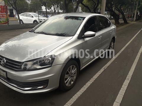 Volkswagen Vento Comfortline usado (2017) color Gris precio $137,000