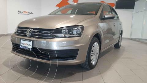 Volkswagen Vento Startline usado (2020) color Beige precio $209,900