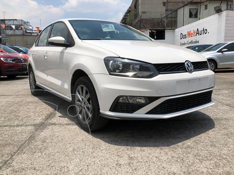 Volkswagen Vento Comfortline Plus usado (2020) color Blanco Candy financiado en mensualidades(enganche $6,500 mensualidades desde $6,500)