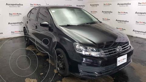 Volkswagen Vento Startline usado (2018) color Negro precio $184,990