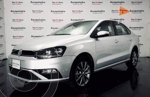 Volkswagen Vento Comfortline Plus usado (2020) color Plata Reflex precio $259,990