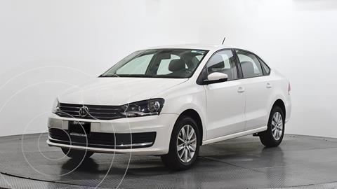 Volkswagen Vento Comfortline usado (2017) color Blanco precio $150,579