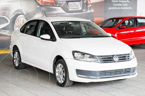 Volkswagen Vento Comfortline usado (2018) color Blanco precio $179,900