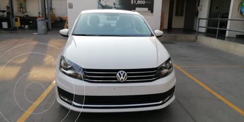 Volkswagen Vento Comfortline Aut usado (2019) color Blanco Candy financiado en mensualidades(enganche $61,648 mensualidades desde $4,414)