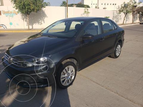 Volkswagen Vento Startline Tiptronic usado (2020) color Gris precio $207,000