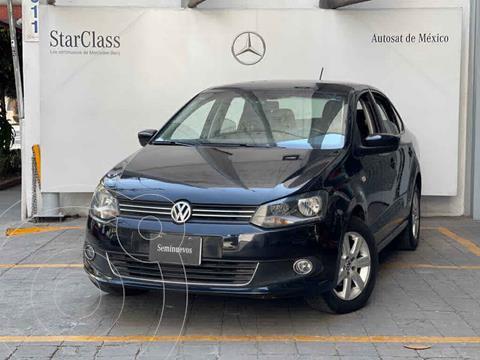 Volkswagen Vento Highline Aut usado (2015) color Negro precio $145,000