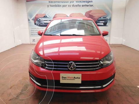 Volkswagen Vento Comfortline usado (2020) color Rojo precio $241,000