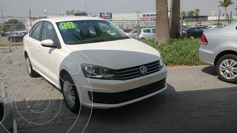 Volkswagen Vento Startline Aut usado (2020) color Blanco precio $210,000