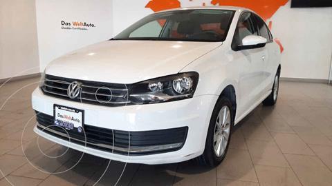 Volkswagen Vento Comfortline usado (2019) color Blanco precio $215,000