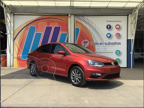 Volkswagen Vento Comfortline Plus Aut usado (2020) color Rojo precio $200,000