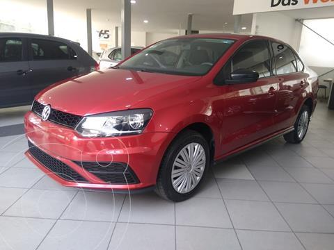 Volkswagen Vento STARTLINE 1.6L L4 105HP MT usado (2020) color Rojo precio $225,500