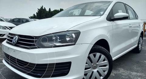 Volkswagen Vento Startline Tiptronic usado (2020) color Blanco Candy financiado en mensualidades(enganche $43,000 mensualidades desde $4,615)