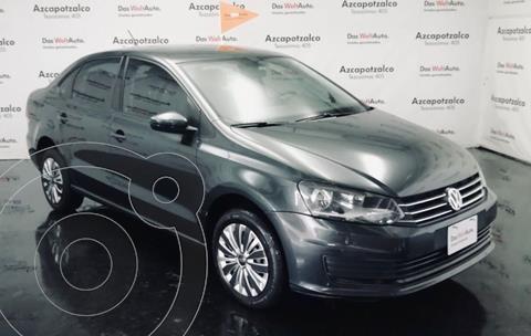 Volkswagen Vento Startline usado (2018) color Gris Carbono precio $174,990