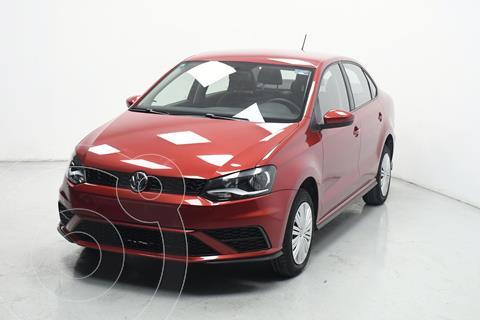 Volkswagen Vento Startline TDI usado (2021) color Rojo precio $232,000