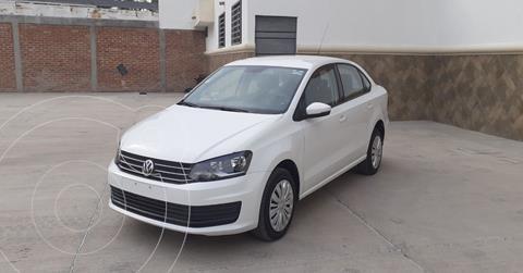 Volkswagen Vento Startline Aut usado (2020) color Blanco precio $197,900