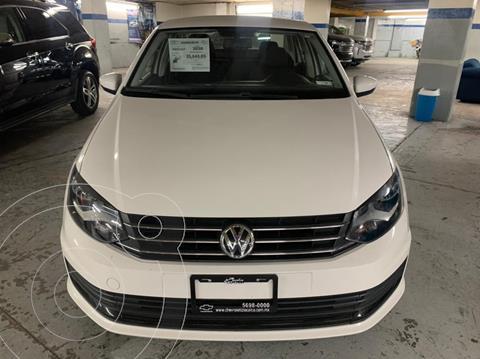 Volkswagen Vento Highline usado (2015) color Blanco precio $185,000