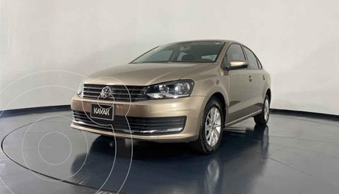 Volkswagen Vento Comfortline Aut usado (2019) color Dorado precio $184,999
