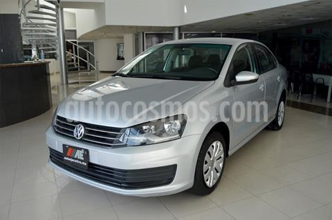 Volkswagen Vento Startline Aut usado (2018) color Plata Dorado precio $154,900