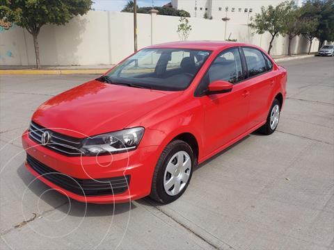 Volkswagen Vento Startline Tiptronic usado (2020) color Rojo precio $216,000