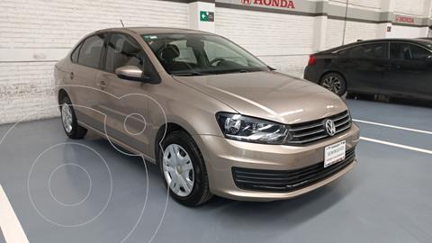Volkswagen Vento Startline usado (2020) color Beige precio $220,000
