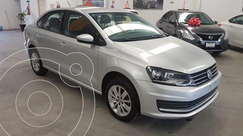 Volkswagen Vento Comfortline Aut usado (2019) color Plata precio $199,000