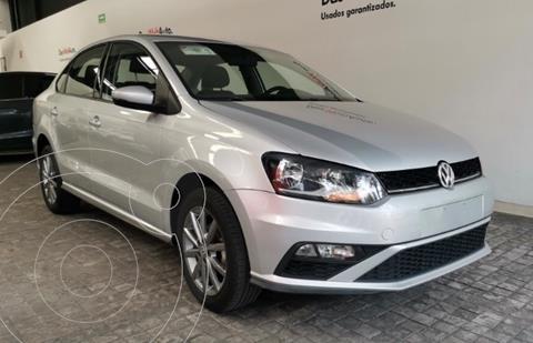 Volkswagen Vento Comfortline Plus usado (2020) color Plata Reflex precio $274,900